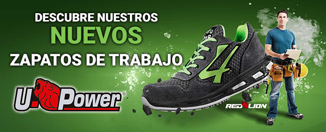 zapatos upower